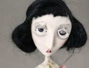 Image of Cressida - Art Doll