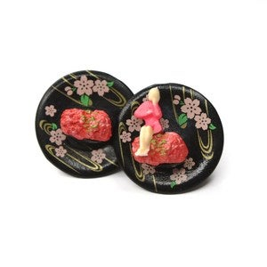 Image of Mini-Mister Sushi Earings