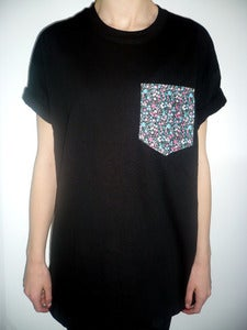 Image of Mini Floral Pocket Tee