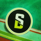 Image of Logo Stickers (3)