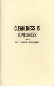 Image of Cleanliness is Loneliness