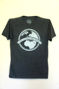 Image of  Unite World Tee GRY (Unisex)