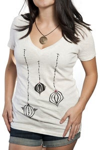 Image of Lumi Drop V Neck