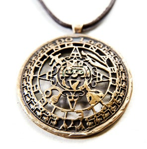 Image of Official 2012 Lightning in a Bottle Medallion