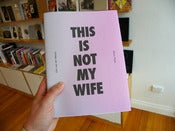 Image of Erik van der Weijde - This Is Not My Wife