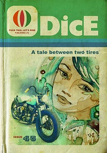 Image of DICE ISSUE 45. COVER DESIGN 1.