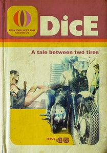 Image of DICE ISSUE 45. COVER DESIGN 2.