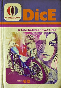 Image of DICE ISSUE 45. COVER DESIGN 3.