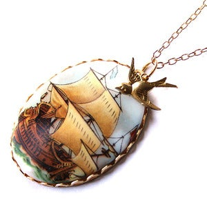Image of Tall Tales Necklace