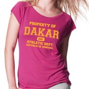 Image of Dakar T-Shirt Women Raspberry