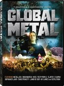 Image of Global Metal DVD