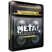 Image of Metal Evolution Limited Collectors Steel Tin DVD