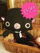 Image of 'Mello' the Cat Soft Toy