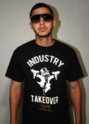 Image of INDUSTRY TAKEOVER TSHIRT