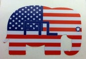 Image of American FTL Elephant Stickers (Limited Edition)
