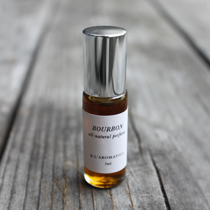 Image of Bourbon All-Natural Perfume