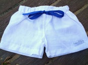 Image of Linen 'Holiday' Shorts