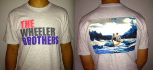 Image of Limited Edition Whitewater Canoe Shirt