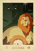 Image of The Lion King Poster