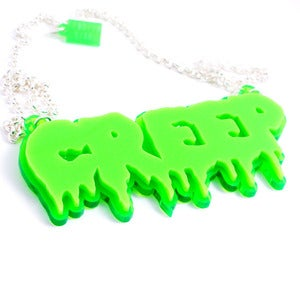 Image of Creep Necklace
