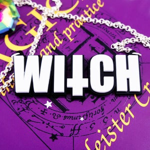 Image of Witch Necklace