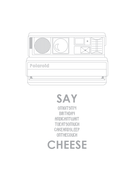 Image of Say Cheese