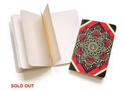 "Image of Shepard Fairey ""Lotus Diamond"" Pocket Notebook"