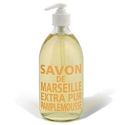 Image of SAVON DE MARSEILLE EXTRA PUR LIQUID SUMMER GRAPEFRUIT SOAP