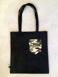 Image of Pocket Tote - Black