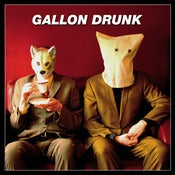 "Image of GALLON DRUNK <br>A Thousand Years / Close The Blinds <br> 7"" Vinyl"
