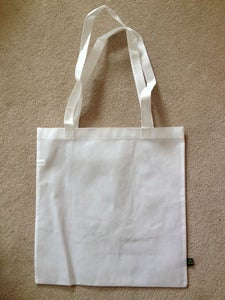 Image of Pocket Tote - White