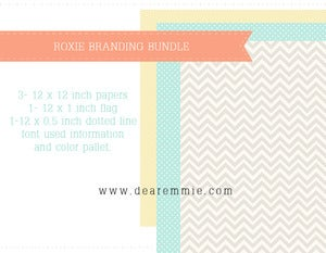 Image of roxie branding bundle