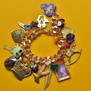 Image of British Spirit Chunky Monkey Bracelet