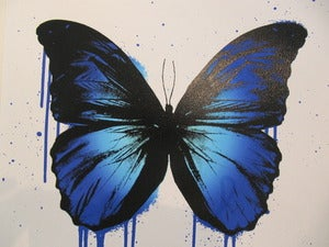 "Image of ""Blue Butterfly"" AP by  RYCA"