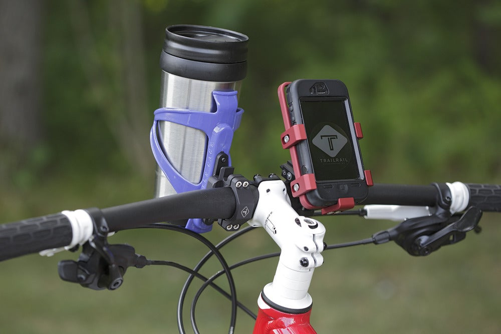 Image of --SEASON OPENER SALE--BOTTLE CAGE HANDLEBAR MOUNT SYSTEM