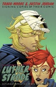 Image of The Strange Talent of Luther Strode Poster - Signed and Numbered!