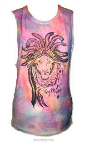 "Image of ""Gypsy Pride"" MULTI COLOUR Tie-Dye T-Shirt"