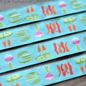 Image of Renaissance Ribbons : Spring Tiny Veggies