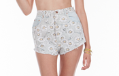 Image of vintage daisy duke short shorts *ONE AVAILABLE*