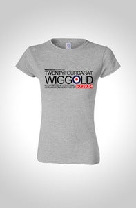 Image of The #Wiggold Limited Edition Womens Cycling T-Shirt