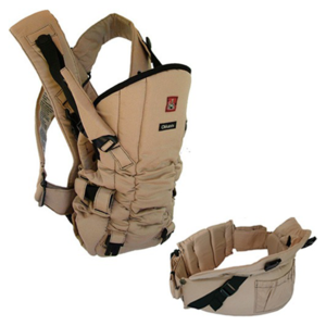 Image of Baby Carrier in Tan