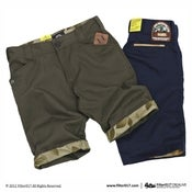 Image of Filter017 ETERNAL BRAVE TURN UPS SHORTS