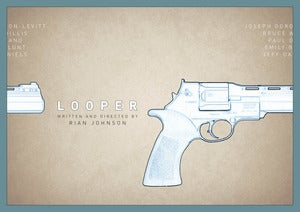 Image of Looper poster