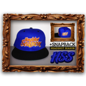 Image of *NEW* Headshot Season Snapback [ Blue/Yellow/Black]