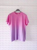Image of Pink & Purple Gradient T Shirt