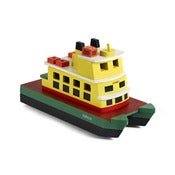 Image of iconic toy ferry