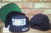Image of Shred Snapback