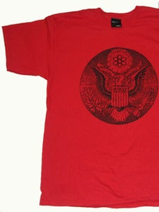 Image of Eagle Tee - Red