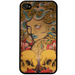 "Image of ""Medusa"" Phone Cover"