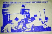 Image of Nova Social T-Shirt - Suspicious Activity